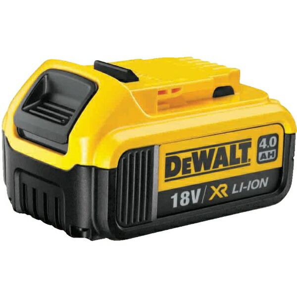 デウォルトDEWALTデウォルト18Vリチウム充電池4.0Ah