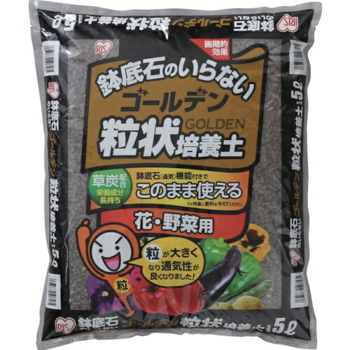 アイリスオーヤマIRISOHYAMAIRIS502921ゴールデン粒状培養土10L(1袋入)