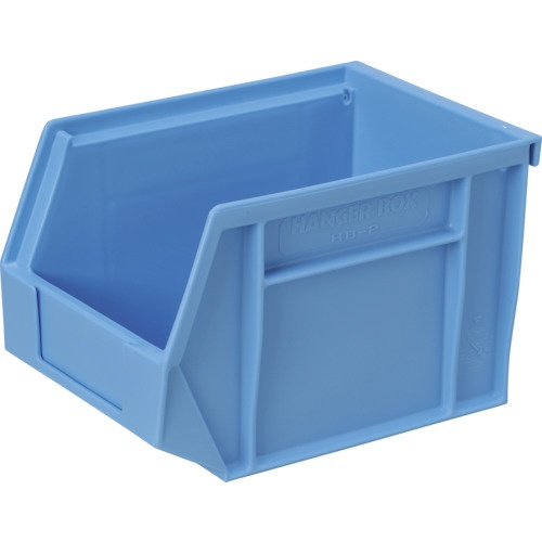 DICプラスチックディーアイシープラスチックDICHB型コンテナHB−2外寸:W200XD140XH130青