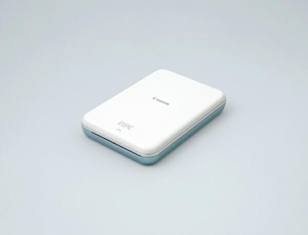 キヤノンCANONPV-123モバイルフォトプリンターiNSPiCブルー[スマートフォン専用][PV123SB]【プリンタ】