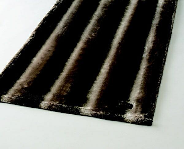 ディーブレスD-Breath【敷毛布】CALDONIDOnotte(カルドニード・ノッテ)ダブルサイズ(140×205cm)