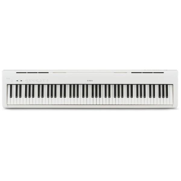 河合楽器KAWAIES110W電子ピアノESシリーズホワイト[88鍵盤][ES110W]