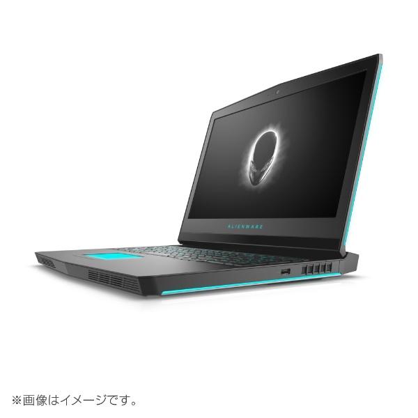 DELLデルALIENWARE17R5ノートパソコンNA87E-8NL[17.3型/intelCorei7/HDD:1TB/SSD:512GB/メモリ:16GB/2018年夏モデル][NA87E8NL]