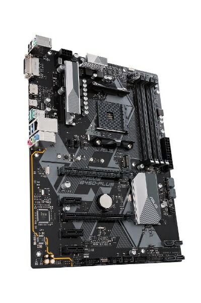 ASUSエイスースマザーボードPRIMEB450-PLUS[ATX/SocketAM4]
