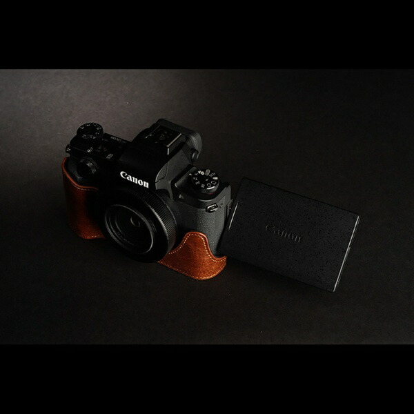 YaMeiTechnologyヤメイテクノロジーTPCHCG1Xmk3BRカメラボディケースTPCHCG1Xmk3BRブラウン