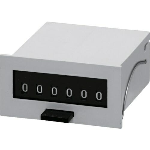 ライン精機LineSeikiライン精機電磁カウンター(リセットツキ)6桁