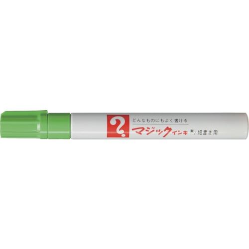 寺西化学工業TeranishiChemicalIndustryマジックインキNo.500黄緑