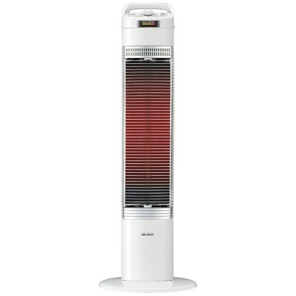 コロナCORONADH-918R電気ストーブコアヒートスリムホワイト[シーズヒーター/首振り機能][DH918R]