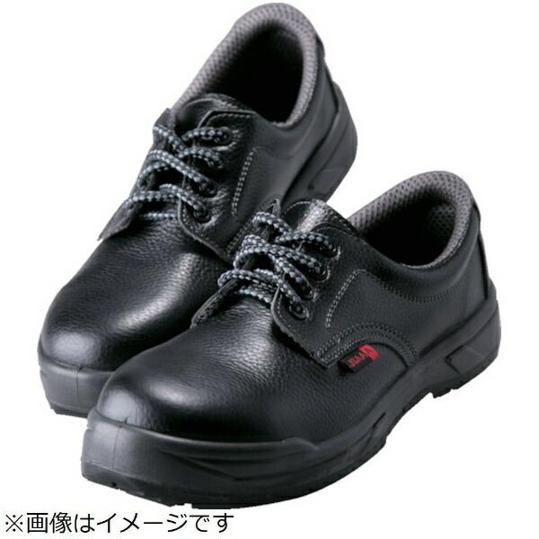 ノサックスNOSACKSノサックス耐滑ウレタン2層底静電作業靴短靴26.5CM