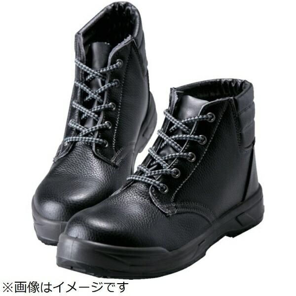 ノサックスNOSACKSノサックス耐滑ウレタン2層底静電作業靴中編上靴25.0CM