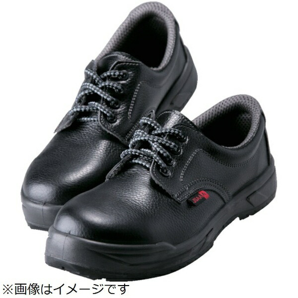 ノサックスNOSACKSノサックス耐滑ウレタン2層底静電作業靴短靴26.0CM