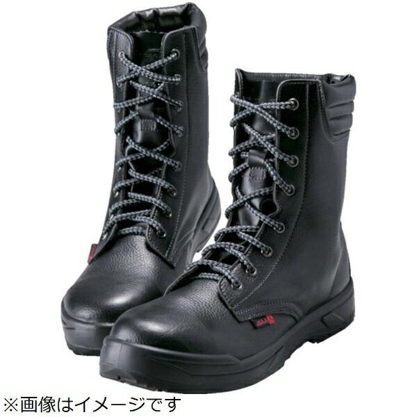 ノサックスNOSACKSノサックス耐滑ウレタン2層底静電作業靴長編上靴24.5CM