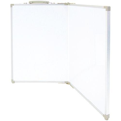 シンワ測定ShinwaRulesシンワホワイトボード折畳式_OAW45x60無地横