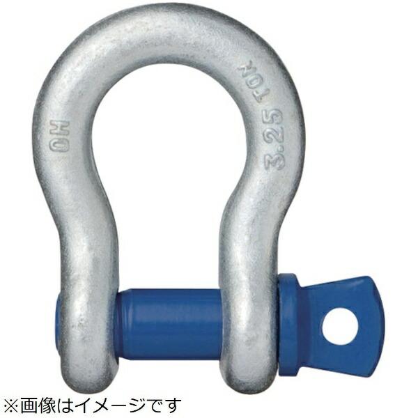 オーエッチ工業OHOH鍛造シャックル弓型