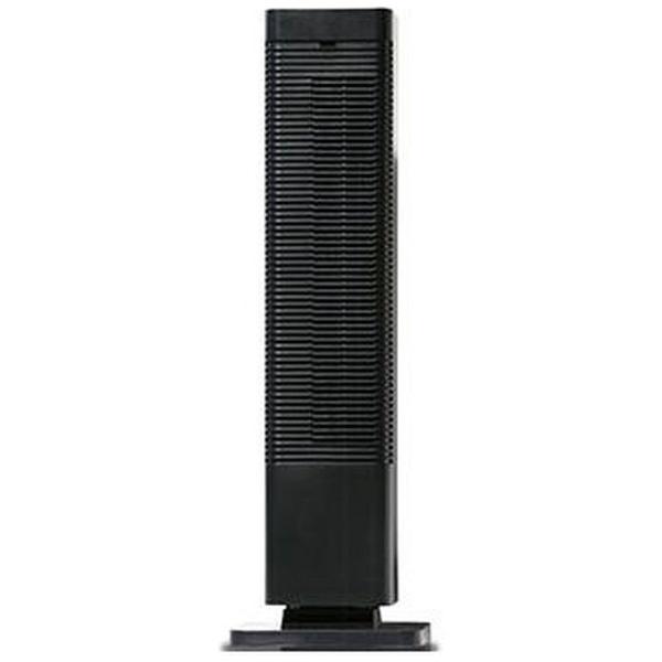 阪和HANWAPR-WA002電気ファンヒーターPRISMATE(プリズメイト)ブラック[首振り機能][PRWA002]