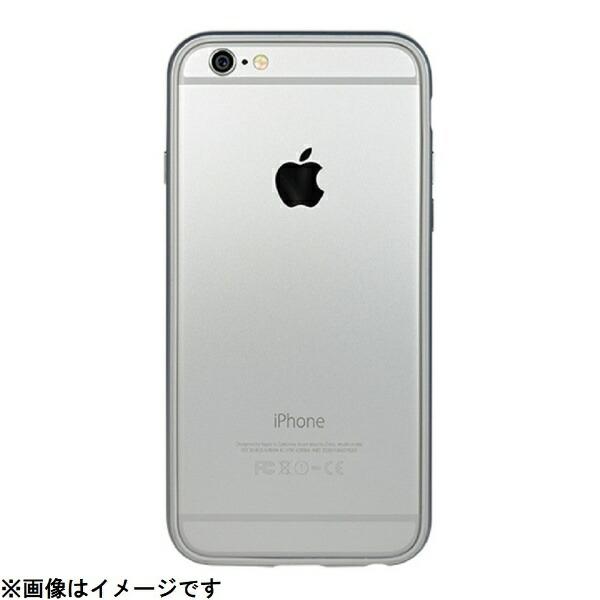 パワーサポートPOWERSUPPORTiPhone6sPlus/6Plus用ArcbumpersetPYK-40シルバー
