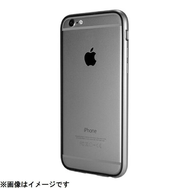 パワーサポートPOWERSUPPORTiPhone6sPlus/6Plus用ArcbumpersetPYK-41ダークグレイ