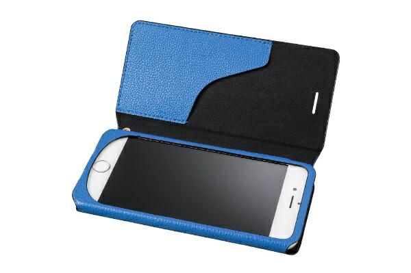 """坂本ラヂヲiPhone6s/6用GRAMASFEMMEBagTypePULeatherCase""""Sac""""FLC275BLBlue"""