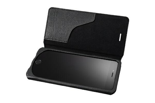 """坂本ラヂヲiPhone6sPlus/6Plus用GRAMASFEMMEBagTypePULeatherCase""""Sac""""FLC285PBKBlack"""