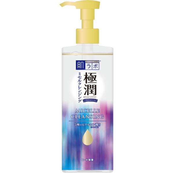 ロート製薬ROHTO肌研(肌ラボ)極潤プレミアムクレンジングヒアルロン液330ml