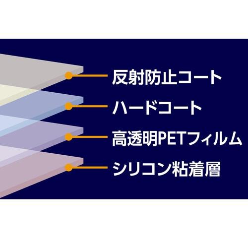 ハクバHAKUBA液晶保護フィルムMarkIICanonPowerShotSX740HS/SX730HS専用DGF2-CASX7[DGF2CASX740]