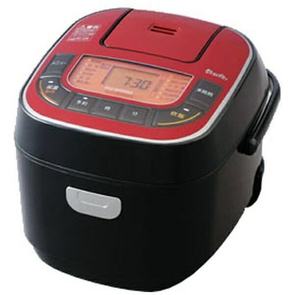 アイリスオーヤマIRISOHYAMAKRC-MC30-B炊飯器米屋の旨み銘柄炊きブラック[3合/マイコン][KRCMC30B]