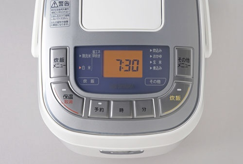 アイリスオーヤマIRISOHYAMA炊飯器米屋の旨みホワイトERC-MC30-W[マイコン/3合][ERCMC30W]