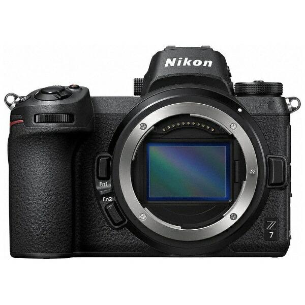 ニコンNikonNikonZ7【ボディ(レンズ別売)】/ミラーレス一眼カメラ[Z7]