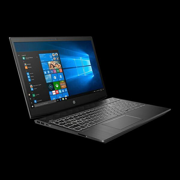 HPエイチピー4KZ14PA-AAAAゲーミングノートパソコンPavilionGamingシャドウブラック/ゴーストホワイト[15.6型/intelCorei7/HDD:1TB/SSD:256GB/メモリ:16GB/2018年9月モデル][15.6インチ新品windows104KZ14PAAAAA]