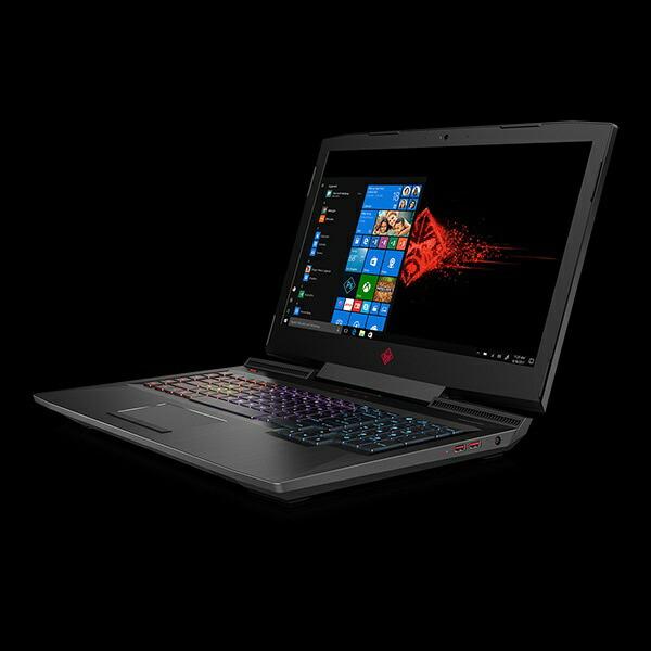 HPエイチピー4ME12PA-AAAAゲーミングノートパソコンOMENシャドウブラック/ドラゴンレッド[17.3型/intelCorei7/HDD:1TB/SSD:512GB/メモリ:16GB/2018年9月モデル][17.3インチ新品windows104ME12PAAAAA]