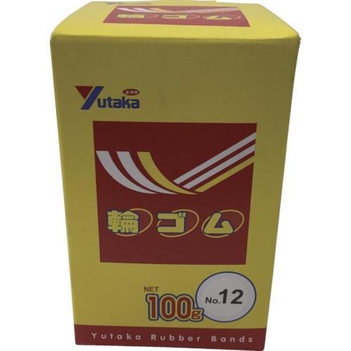 ユタカメイクYUTAKAユタカメイク輪ゴム箱入り#12100g