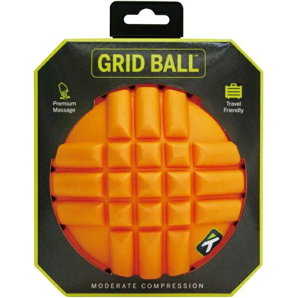 トリガーポイントTRIGGERPOINTTRIGGERPOINTグリッドボール(直径13cm/オレンジ)03332