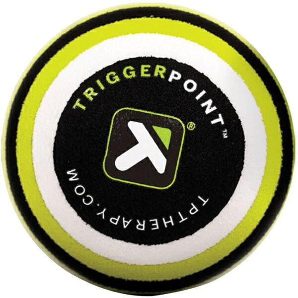 トリガーポイントTRIGGERPOINTMB1マッサージボール(直径6.5cm/グリーン)04420