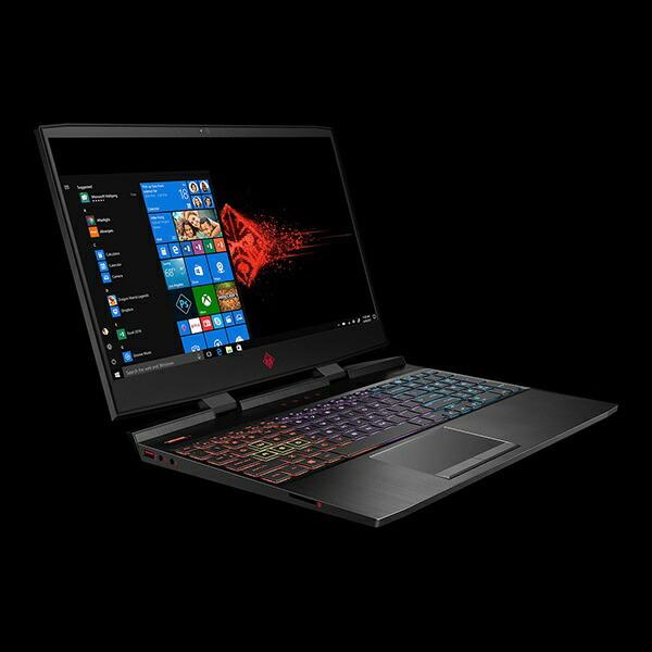 HPエイチピー4PA17PA-AAAAゲーミングノートパソコンOMENシャドウブラック[15.6型/intelCorei7/HDD:2TB/SSD:256GB/メモリ:16GB/2018年9月モデル][ノートパソコン15インチ新品4PA17PAAAAA]