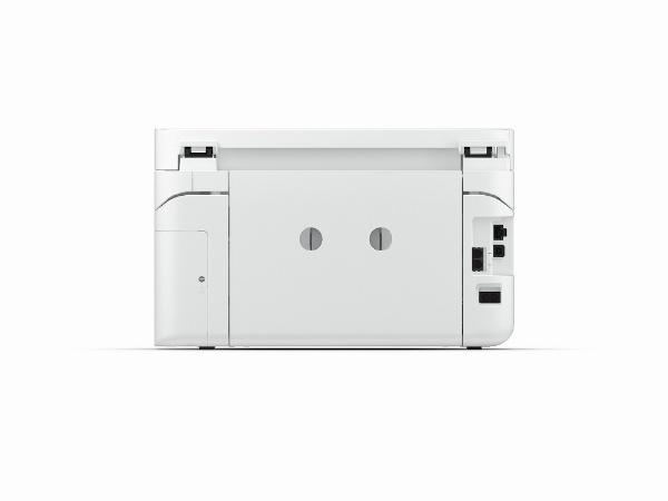 エプソンEPSONインクジェット複合機エコタンク搭載モデルホワイトEW-M670FTW[L判〜A4][ハガキ印刷プリンター][EWM670FTW]