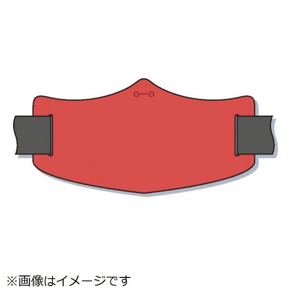 つくし工房TSUKUSHIKOBOつくしe腕章赤無地ロングゴムバンド付