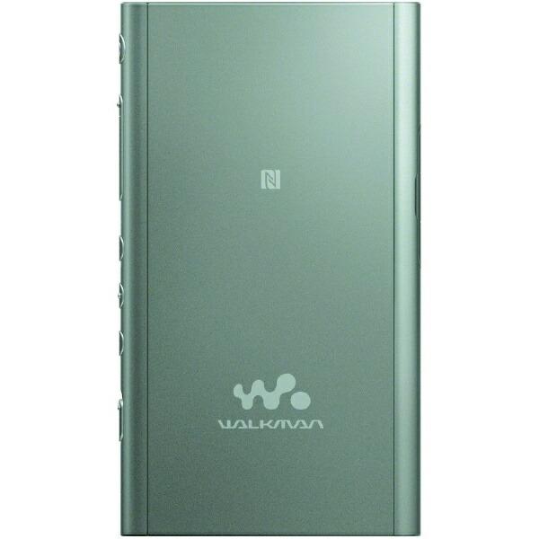 ソニーSONYウォークマンWALKMAN2018年モデルNW-A55HNGMAシリーズホライズングリーン[16GB/ハイレゾ対応][ウォークマン本体NWA55HNGM]
