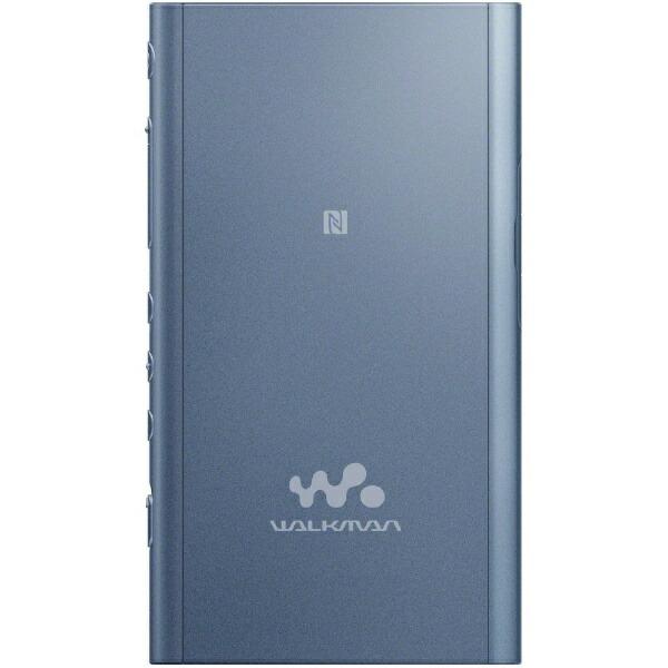 ソニーSONYウォークマンWALKMAN2018年モデルNW-A55HNLMAシリーズムーンリットブルー[16GB/ハイレゾ対応][ウォークマン本体NWA55HNLM]