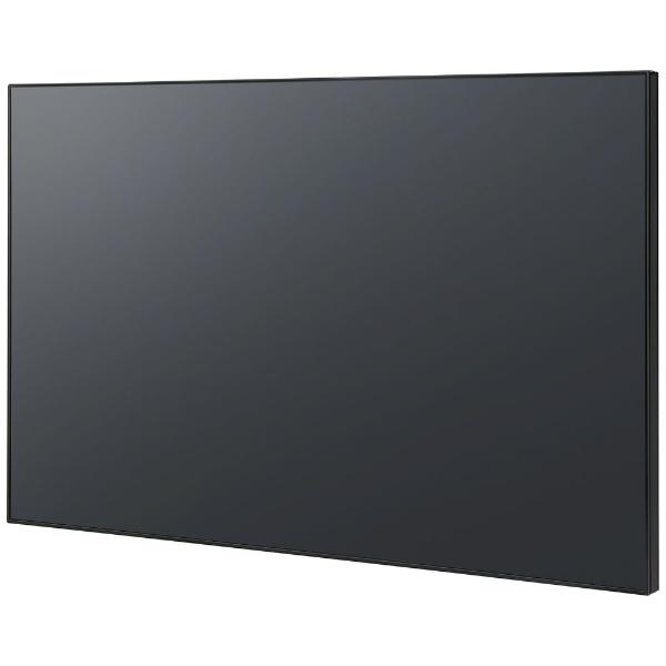 パナソニックPanasonic業務用ディスプレイスタンダードLF80シリーズブラックTH-55LF80J[ワイド/フルHD(1920×1080)][TH55LF80J]