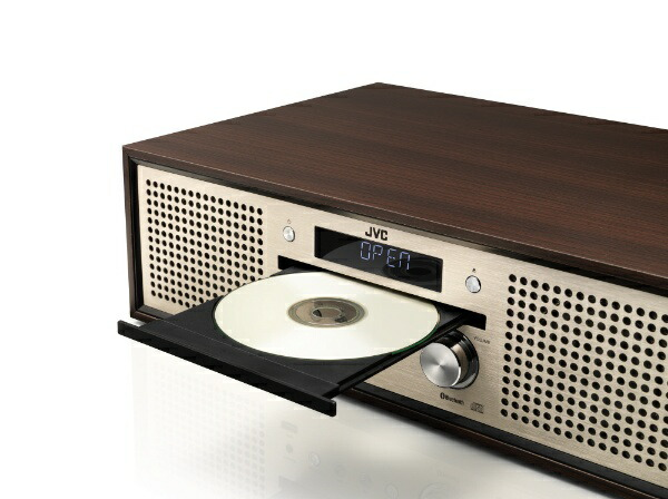 JVCジェイブイシーミニコンポJVCNX-W30[ワイドFM対応][CDコンポ高音質NXW30]