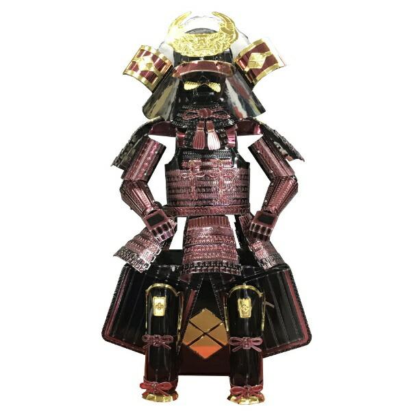 テンヨーメタリックナノパズルT-ME-006M鎧武田信玄