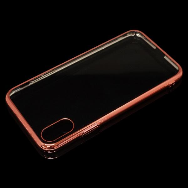 ラスタバナナRastaBananaiPhoneXR6.1インチ用トライタンメタルフレームケース4298IP861TRローズゴールド