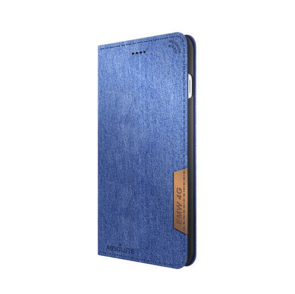 ABSOLUTETECHNOLOGYアブソルートiPhone6sPlus/6Plus用LINKBOOKPRO4Gシグナル拡張ケースATLBPIP6SPDNMデニム