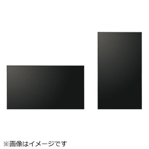 シャープSHARPインフォメーションディスプレイフレキシブル設置ブラックPN-R496[ワイド/フルHD(1920×1080)]