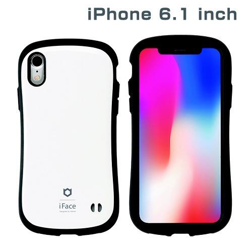 HAMEEハミィiPhoneXR6.1インチ用インチ用専用iFaceFirstClassStandardケース(ホワイト)41-896600