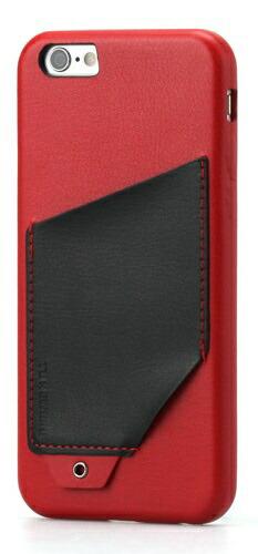 TUNEWEARiPhone6s/6用TUNECOCOON2014モデルTUN-PH-000372レッド/ブラック