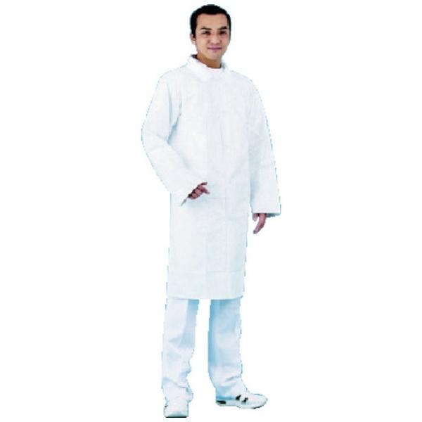 S.TDUPONTエス・テー・デュポンデュポン(TM)タイベック(R)製白衣袖口ゴム無3L