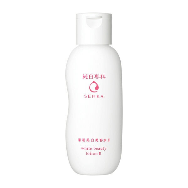 資生堂shiseido純白専科すっぴん美容水2(200ml)[美白化粧水]