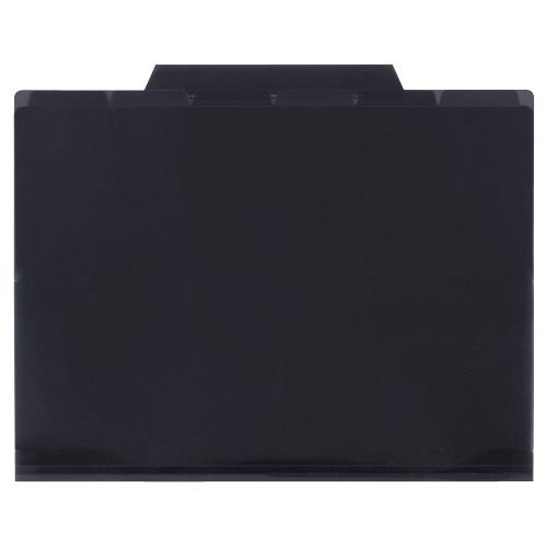 セキセイSEKISEI12インデックスフォルダーA4Actif(アクティフ)ブラックACT-912-60