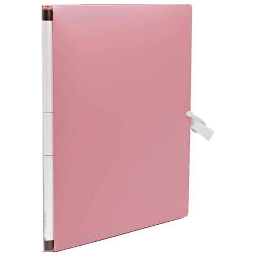 セキセイSEKISEIAE-1250のび〜るファイル<エスヤード>PP製A4-Sピンク